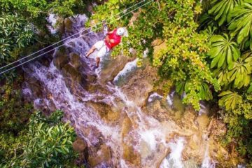 Dunns River Zipline Excursion Ocho Rios